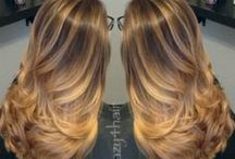Hair do's, color and styles! / by Desiree Duran