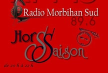 Emission Hors Saison sur R.M.S. 89.6 à Vannes Radio Morbihan Sud #HorsSaisonRmsOfficiel / de 20h00 à 22h00 du dimanche au jeudi (8 pm to 10 pm french time zone) - http://www.radiomorbihansud.com/rendez-vous/hors-saison #HorsSaisonRmsOfficiel @AlexAlDel @rms896 / by RMS Radio-MorbihanSud