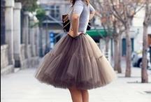 Lovely Skirts / by Christine Blandina