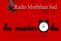 Emission Les Matinales sur RMS 89.6 a Vannes #LesMatinalesRMS896 / du lundi au vendredi, de 7H00 à 9H30  Eric - Les Matinales sur RMS 89.6  - www.radiomorbihansud.com #LesMatinalesRMS896 / by RMS Radio-MorbihanSud