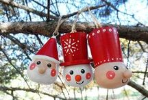 Crafts: Ornaments / by Mrs. Padilly