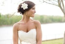bridal looks / by Katie LaBarbera
