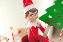 HOLIDAYS - Christmas Elf / by Leigh Root