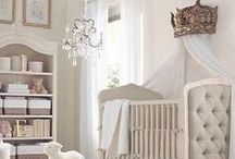 Baby Nursery Inspiration ~ / by Natalie Wells