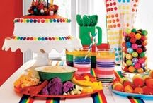 Party Ideas / by Helen Fugich-Thompson