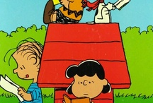 """Charlie Brown better known as """"Peanuts"""" / by Terry Ivan"""