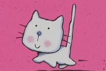 Animals-Crazy Cat Lady / by Jeannie Ruggiero