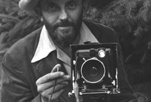 Ansel Adams photographer / Ansel Adams (1902-1984)   Ansel Adams is very likely the single most recognized photographer by name. A combination of timing and location led to his fame. In the early nineteenth century travel took much longer than today so Adams' sweeping views of the stunning Western United States landscapes were unprecedented views to the vast majority of Americans.   / by Terry Ivan