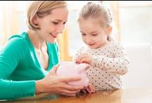 Parenting / We share with you money and time saving tips, as well as the joys of parenting. There are ways to have fun with your kids while on a budget. / by AmOne