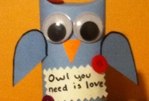 Valentine Owls / by Swagbucks Official