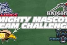Mighty Mascots / Get ready for the Mighty Mascot Team Challenge!  Join a team at 12:01am PT on July 17th!! / by Swagbucks Official