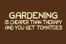 Gardening / by Richae Yeats Murphy