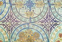 azulejos / by Sandra Miethke