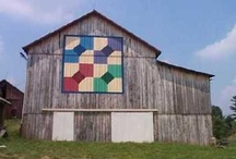 Barn Quilts / by Judy ♥ daily yarns