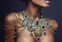 jewels  / Style - Defining Pieces  / by Alexandra Sophia Haider