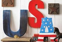America / by Judy ♥ daily yarns