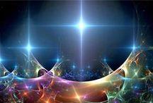 Enchanted/Fractal/Imagination / Brilliant / by Rita M.