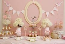 ~PARTY IDEAS~ / by Claudia (Imparato) Lindheim