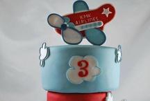 Birthday Boy Cakes / by Claudia (Imparato) Lindheim