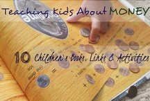 $ Kids and Money $ / by Claudia (Imparato) Lindheim