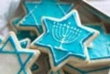 Hanukkah / by Claudia (Imparato) Lindheim