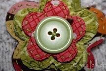Button Cuteness / by Judy ♥ daily yarns