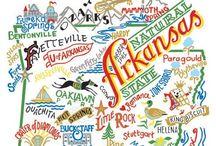 Arkansas / by Richae Yeats Murphy