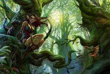 Fairies & Magical Creatures 2 / by Rita M.