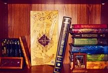 Harry Potter / by Stephanie Heim