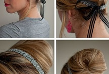 Hairstyles / by Sarah James