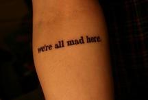 tattoos / by Mirandy Bakanas