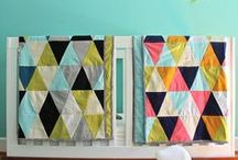 sew, quilt, create / by Emily Newton