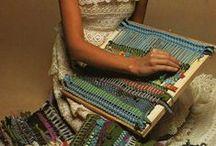 Fabrics, Materials, etc / by Melissa Cevallos Drouet