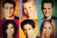 The One With All Things F•R•I•E•N•D•S. / by CELIA PALMER