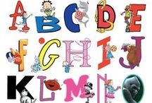 The ABCs of Children's Literature / Some of your favorite characters in children's books from A to Z!  / by HarperCollins Children's