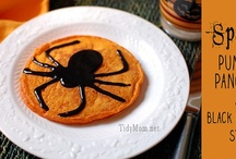 Holiday - Halloween Recipes / Halloween recipes ... spookiness ahead! / by Following In My Shoes