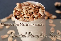Featured Flavor: Pumpkin / Pumpkin ... I lurve pumpkin recipes. / by Rachel Lacy (Following In My Shoes)