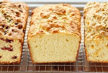 Breads / Bread recipes -- savory, sweet, yeast, and quick / by Rachel Lacy (Following In My Shoes)