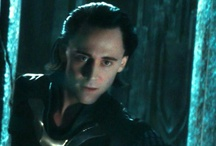 """Heroes and Villains / Marvel and DC alike. Also Loki. Loki everywhere.   """"When I went under, the world was at war. I wake up, they say we won."""" / by Abbi Greene"""