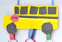 Back to School Crafts / Get ready to head Back to School with these fun projects / by RoseArt