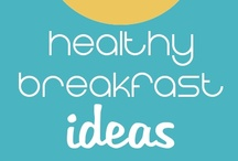 Breakfast / Breakfast recipes / by Rachel Lacy (Following In My Shoes)