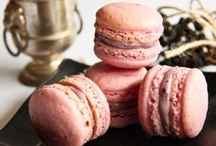 Macarons / Macaron recipes, tips and tricks / by Rachel Lacy (Following In My Shoes)