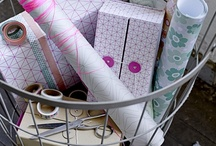 Gift wrapping / by Bloomingville - ever changing homes