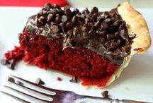 Delicious Desserts / All of Pinterest's most mouth-watering desserts on one board. Please do not pin more than 2 times per day. Follow and comment to join.  / by Kasey Dahm