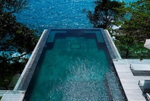 Life Aquatic / Dream pools and Water Themed Vacations / by Stacia Strickland