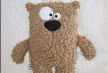 more handmade toys / by Debbie Thurgood