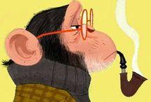 Diseño de Personajes / by Juan Almanza