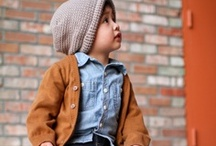 Kiddie Fashion / by Alya Faye