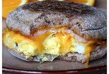 Breakfasts / by Trissa Snoke