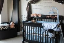 Nursery / Kid Rooms / by Trissa Snoke